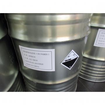 Materias primas Líquido eliminador de oxígeno No. CAS: 110-91-8 Sin flotador