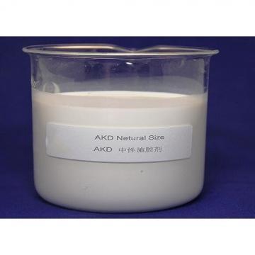 Aditivo de encolado de papel AKD Tamaño neutro para productos químicos industriales de fabricación de papel
