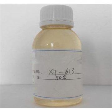 Copolímeros de acrílico-acrilato-sulfosal de alta pureza XT-613 para plantas desaladoras